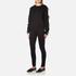 Sportmax Women's Zeda Bow Sleeve Sweatshirt - Black: Image 4
