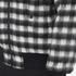 Alexander Wang Men's Slouchy Bomber Jacket - Black/White: Image 6