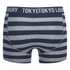 Tokyo Laundry Men's 2-Pack Yass Boxers - Optic White/Mid Grey Marl: Image 3