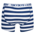 Tokyo Laundry Men's 2-Pack Yass Boxers - Black/Estate Blue: Image 3
