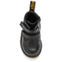 Dr. Martens Toddlers' Brooklee BV Velcro Leather Boots - Black: Image 3
