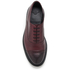 Dr. Martens Men's Morris Antique Temperley Brogues - Cherry Red: Image 3
