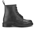 Dr. Martens Men's 1460 Pebble Leather 8-Eye Boots - Black: Image 1