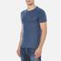 Polo Ralph Lauren Men's Short Sleeve Crew Neck Custom Fit T-Shirt - Classic Royal: Image 2
