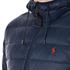Polo Ralph Lauren Men's Lightweight Down Jacket - Aviator Navy: Image 5