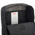 Fjallraven Re-Kanken Backpack - Black: Image 5