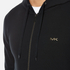 Michael Kors Men's Stretch Fleece Hoody - Black: Image 5