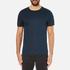 Michael Kors Men's Sleek MK Crew T-Shirt - Midnight: Image 1