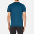 Michael Kors Men's Sleek MK Crew T-Shirt - Pacific Blue: Image 3