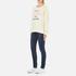 Wildfox Women's New Clothes Kims Sweatshirt - Vanilla Latte: Image 4