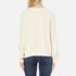 Wildfox Women's New Clothes Kims Sweatshirt - Vanilla Latte: Image 3