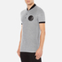 Versace Collection Men's Bomber Collar Polo Shirt - Grigio: Image 2