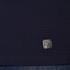 Versace Collection Men's Collar Detail Polo Shirt - Navy: Image 6
