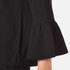 Ganni Women's Clark Top - Black: Image 6