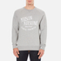 Maison Kitsuné Men's Palais Royal Sweatshirt - Grey Melange: Image 1
