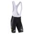 Nalini Dimension Data Bib Shorts - Black/White: Image 1