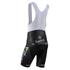 Nalini Dimension Data Bib Shorts - Black/White: Image 2