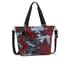 Kipling Women's Small Shopper Bag - Rose Bloom Blue: Image 1