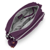 Kipling Women's Deena Medium Cross Body Bag - Plum Purple: Image 3