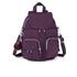Kipling Women's Firefly Medium Backpack - Plum Purple: Image 1