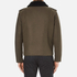 Selected Homme Men's Penn Short Jacket - Forest Night: Image 3