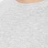 Selected Homme Men's Ludvig Long Sleeve Top - Light Grey Melange: Image 5