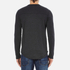 Selected Homme Men's Ludvig Long Sleeve Top - Caviar: Image 3