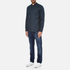 Selected Homme Men's Base Long Sleeve Shirt - Blueberry: Image 4