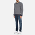 Selected Homme Men's Markus Crew Neck Sweatshirt - Blueberry: Image 4