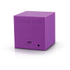 Gingko Gravity Cube Click Clock - Purple: Image 2