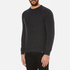 PS by Paul Smith Men's Crew Neck Jumper - Grey: Image 2