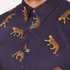 PS by Paul Smith Men's Printed Long Sleeve Shirt - Navy: Image 5