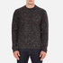 PS by Paul Smith Men's Crew Neck Flecked Jumper - Multi: Image 1