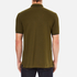PS by Paul Smith Men's Regular Fit Zebra Polo Shirt - Khaki: Image 3