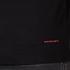 PS by Paul Smith Men's Crew Neck Short Sleeve Lip Up Logo T-Shirt - Black: Image 6