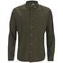 The North Face Men's Denali Long Sleeve Shirt - Rosin Green: Image 1