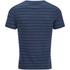 Produkt Men's Deko Asymetric Stripe T-Shirt - Dress Blue: Image 2