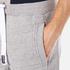 Superdry Men's Orange Label Tipped Joggers - Pearl Grey Grit: Image 5