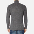 Superdry Men's Harrow Regatta Henley Jumper - Gunmetal Twist: Image 3