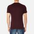Superdry Men's Orange Label Vintage Embroidered T-Shirt - Rich Burdundy: Image 3