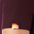 Superdry Men's Orange Label Vintage Embroidered T-Shirt - Rich Burdundy: Image 6