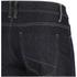 Brave Soul Men's Denton Slim Fit Jeans - Dark Indigo Wash: Image 3