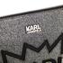 Karl Lagerfeld Women's K/Pop Pouch - Black: Image 4
