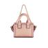 Karl Lagerfeld Women's K/Klassik Micro Tote Bag - Metallic Rose: Image 6