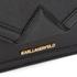 Karl Lagerfeld Women's K/Klassik Super Mini Cross Body Bag - Black: Image 4