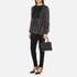Karl Lagerfeld Women's K/Klassik Mini Tote Bag - Black: Image 7