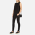 Karl Lagerfeld Women's K/Kuilted Small Cross Body Bag - Black/Black: Image 7