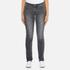 Levi's Women's 712 Slim Straight Fit Jeans - Burnt Ash: Image 1
