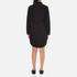 Levi's Women's Long Sleeve Iconic Western Dress - Black Ink: Image 3