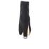 MICHAEL MICHAEL KORS Women's Sabrina Suede Heeled Ankle Boots - Black: Image 3